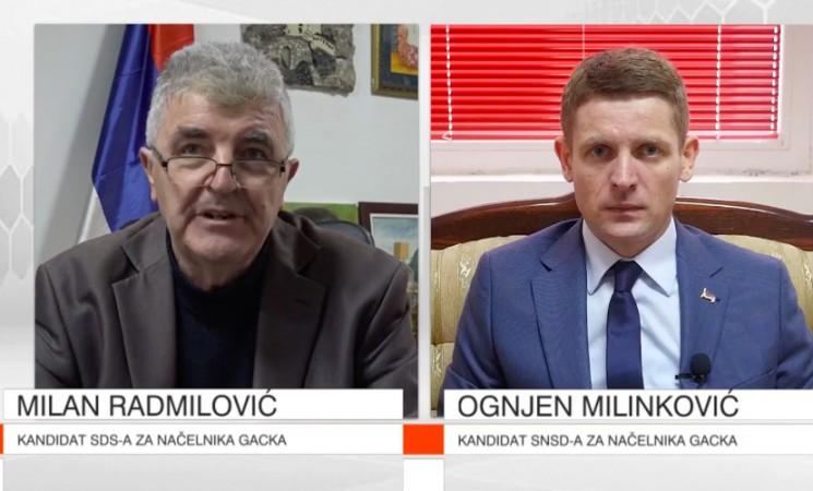 Direkt izbori: Šta poručuju kandidati za načelnika Gacka (VIDEO)