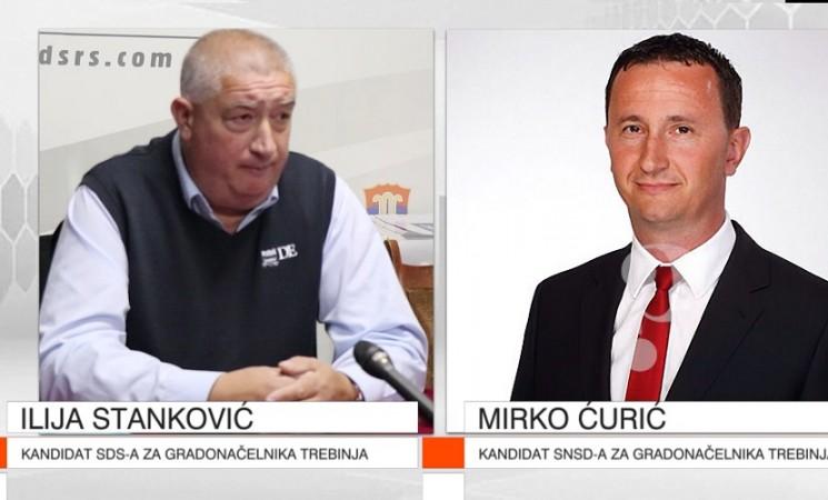 Direkt izbori: Šta poručuju kandidati za gradonačelnika Trebinja (VIDEO)