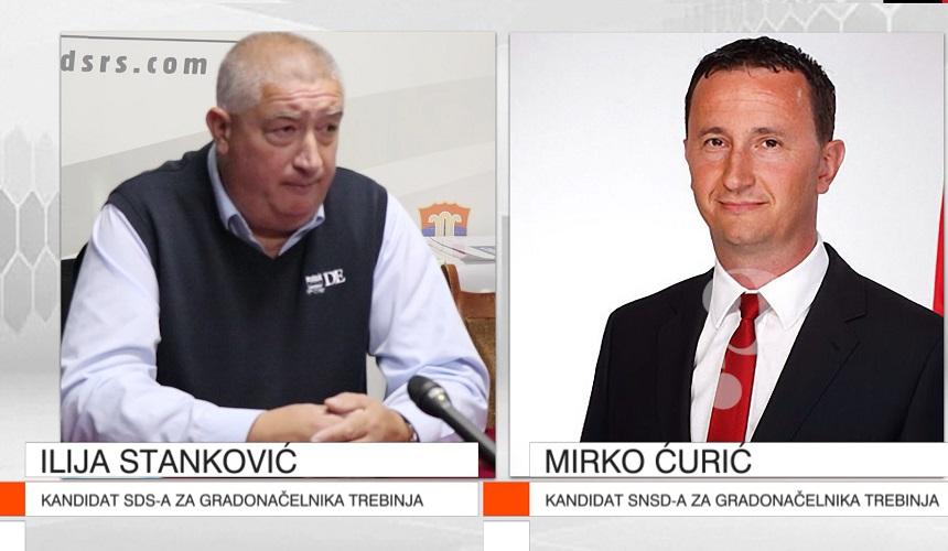 Ilija Stanković i Mirko Ćurić