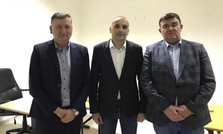 Nova partija u trebinjskoj skupštini - Vlatković i Banjac dogovorili saradnju