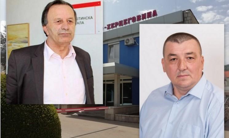 """Pologoš umjesto Dangubića i Rajkovića u """"Elektro-Hercegovini"""""""