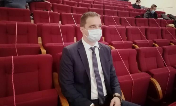 Dražen Bošković (SP) zamjenik gradonačelnika Trebinja
