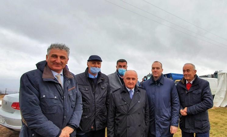 Đokić ozvaničio izgradnju vjetroelektrane u Nevesinju koja ga je koštala raspada partije