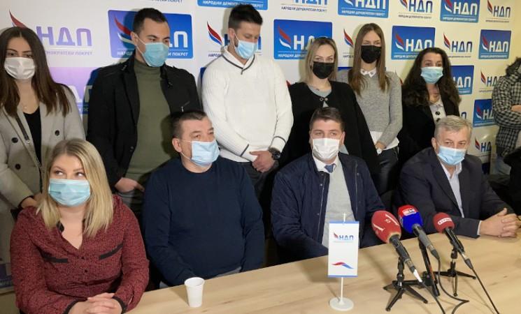 NDP negira tvrdnje o izbornim malverzacijama u Trebinju - Vukanović očekuje hapšenje Pologoša