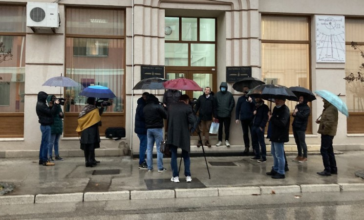 Vukanović najavio blokadu svih institucija u gradu zbog sumnje u regularnost izbora