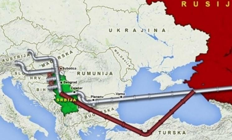 GASOVOD U MREŽI GEOPOLITIKE I TRŽIŠTA: Turski tok ne uvodi konkurenciju jer je rezervisan samo za ruski gas