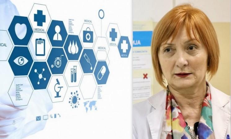 Branka Drašković podnijela ostavku na mjesto direktora Doma zdravlja Trebinje