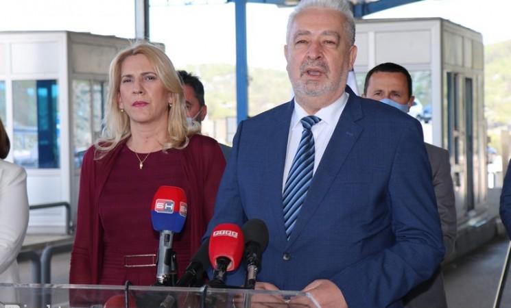 Zvanično skinuta naplatna rampa između Trebinja i Herceg Novog: Korak ka boljoj saradnji