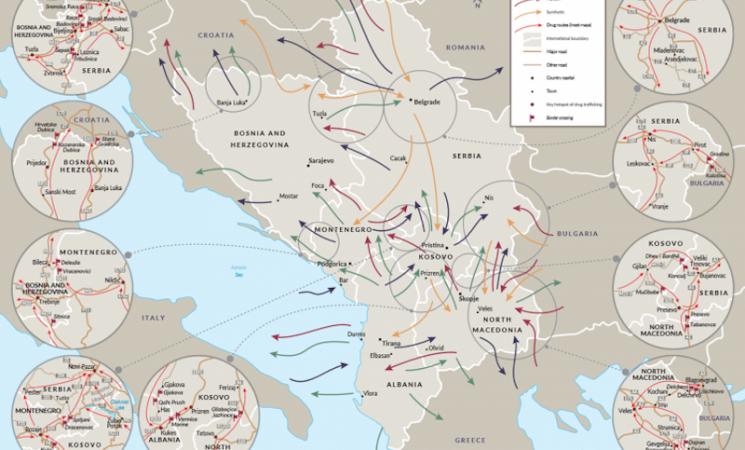 Putevi droge: Kilogram kokaina u Beogradu 50.000 evra