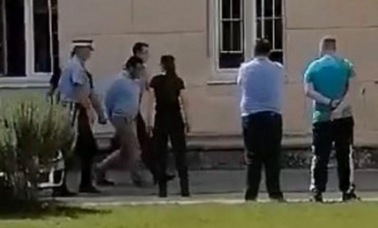 Narodni poslanik Nebojša Vukanović uhapšen u Trebinju