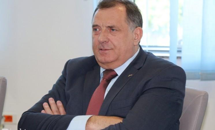 Dodik: Kud ste našli da hapsite na današnji dan?