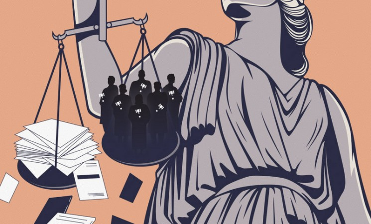 Kažnjeni napredovali u pravosuđu