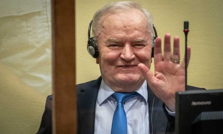 Ratku Mladiću potvrđena doživotna kazna zatvora