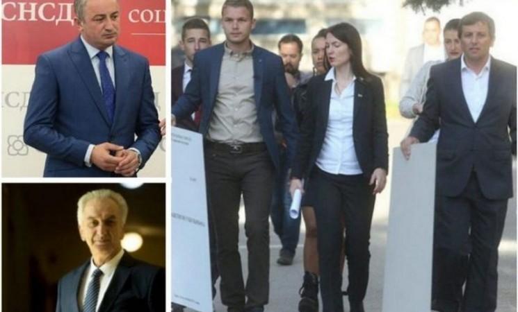 Udarni opozicioni trio tjera stranačke lidere u političku penziju