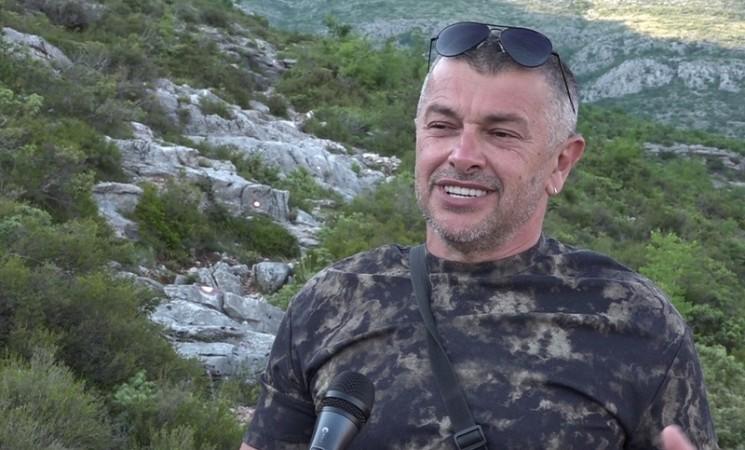 Šetnja po prirodi sa Trebinjcem Sinišom Kunićem atrakcija za svjetske turiste
