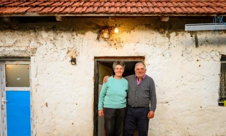 Zahvaljujući Vladi Švedske: Jovo i Smilja prvi put upalili svjetlo u svojoj kući