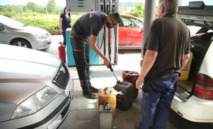 Divljanje cijena: Litar goriva u Srpskoj za godinu dana poskupio 30 odsto