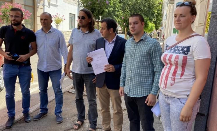 Vukanović podnio krivičnu prijavu protiv Ćurića, Šarenca i Petrovića zbog zloupotrebe službenog položaja