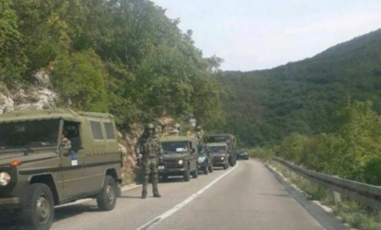 """EUFOR-ov """"Brzi odgovor"""" danas u Bileći i Trebinju"""