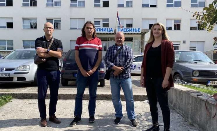 Trebinjski opozicionari: Imamo pravo da znamo čime nas liječe, građani su zabrinuti