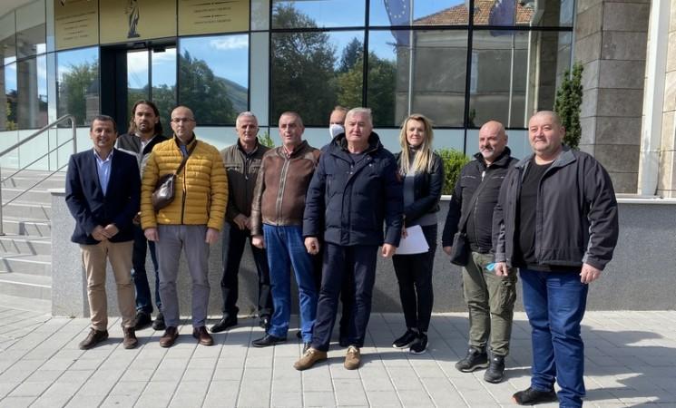 """Trebinje: Opozicija predala krivične prijave protiv odgovornih za aferu """"Kiseonik"""""""