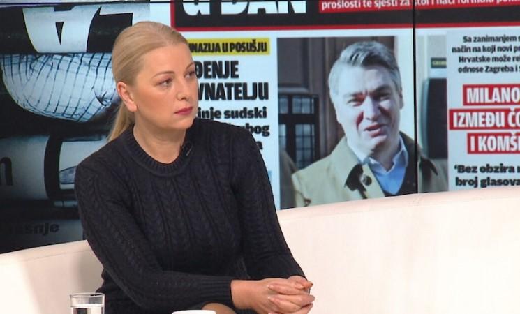 Novinarka Slađana Jašarević, nakon Dodikovog napada na nju i BN: Ovo je prešlo svaku granicu